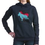 pawprints.png Hooded Sweatshirt
