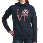 love.png Hooded Sweatshirt
