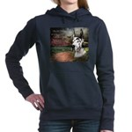 godmadedogs3.png Hooded Sweatshirt