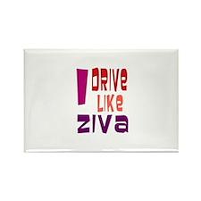 I Drive Like Ziva s Magnets