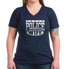 Proud Police Wife Shirt