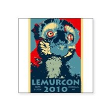 Lemurcon 2010 Sticker