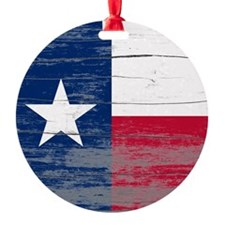 Texas Old Paint Ornament