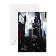 NYC Charm Greeting Card