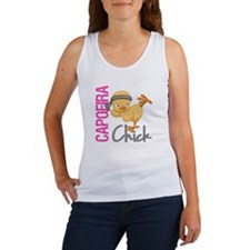 Capoeira Chick 2 Women's Tank Top