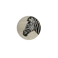 Zebra007 Mini Button