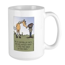 Horse Health - Hidden Meds Mug