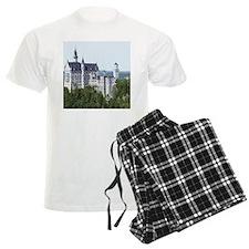 Neuschwanstein002 Pajamas