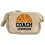 Basketball coach Messenger Bags & Laptop Bags