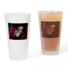 Goddess Bella Donna Drinking Glass