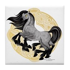 Tile Coaster -- Sleipnir-FIRST IN A SERIES!!!