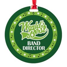 Band Director (Worlds Best) Ornament