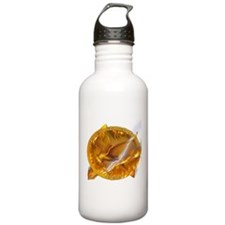 Catching Fire Mockingjay Water Bottle