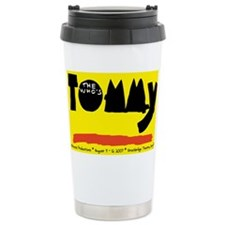 Cute Tommy Travel Mug