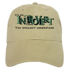 Introvert Thing Baseball Cap