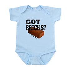 Got Bricks? Body Suit