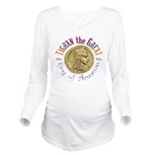 Tigran the Great Long Sleeve Maternity T-Shirt
