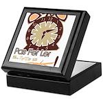 CLOCK Keepsake Box