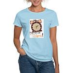 CLOCK Women's Light T-Shirt