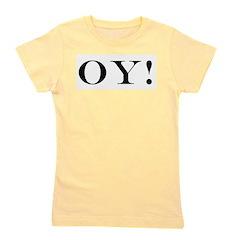 Oy Girl's Tee