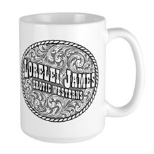 Lorelei James Western Belt Buckle Mugs