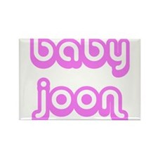 BABY JOON Rectangle Magnet