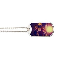 Fernando Alonso Dog Tags