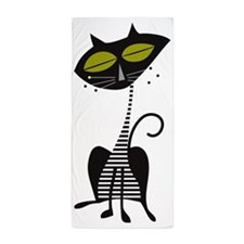 Kitkittyk.Png Beach Towel