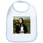 Mona & Border Collie Bib