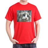 Unique Ragdoll cat T-Shirt