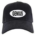 Genius Black Cap