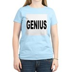 Genius (Front) Women's Light T-Shirt