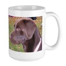Chocolate Lab Mugs