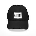 Genuine Black Cap