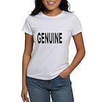 Genuine Women's T-Shirt