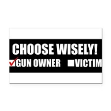 Cute Funny republican Rectangle Car Magnet