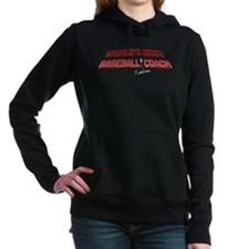 Worlds Best Fantasy Baseball Coach Hooded Sweatshi