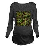Lovely Germs - Long Sleeve Maternity T-Shirt