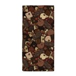 Got Chocolate? Beach Towel