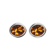 Hot Lava Cufflinks