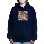 Medieval Illuminations Hooded Sweatshirt