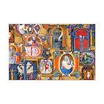 Medieval Illuminations Mini Poster Print