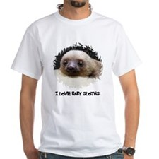 I LOVE BABY SLOTHS T-Shirt