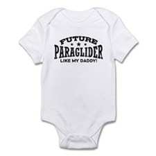 Future Paraglider Like My Daddy Infant Bodysuit