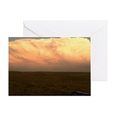 Storm cloud 2 Greeting Card