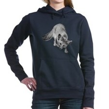 Fennec Desert Fox Hooded Sweatshirt