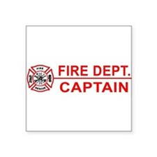 FD_CAPTAIN Sticker