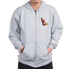 Sriracha! By TheSwitt.com Zip Hoodie