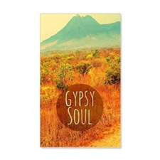 Gypsy Soul  Wall Decal
