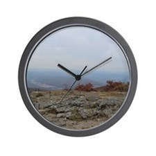 Alander Mountain Supports Wall Clock